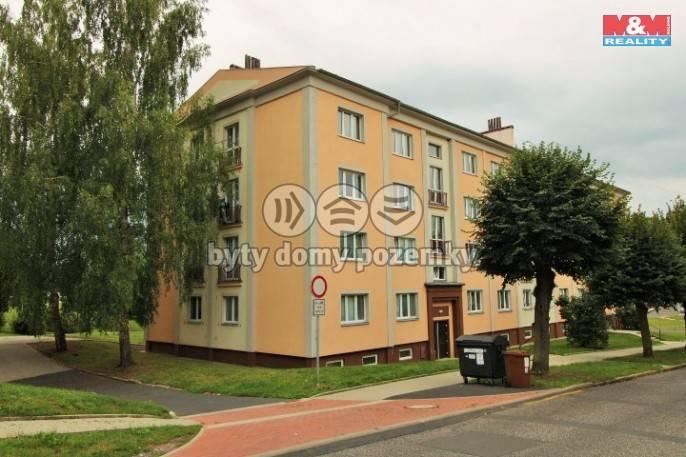 Prodej, Byt 3+kk, 58 m², Ostrov, Vančurova