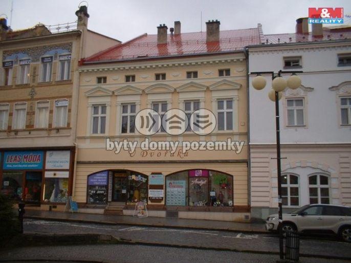 Pronájem, Obchod a služby, 136 m², Valašské Meziříčí
