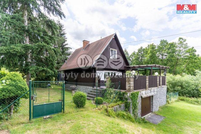 Prodej, Chata, 95 m², Krásná Hora nad Vltavou