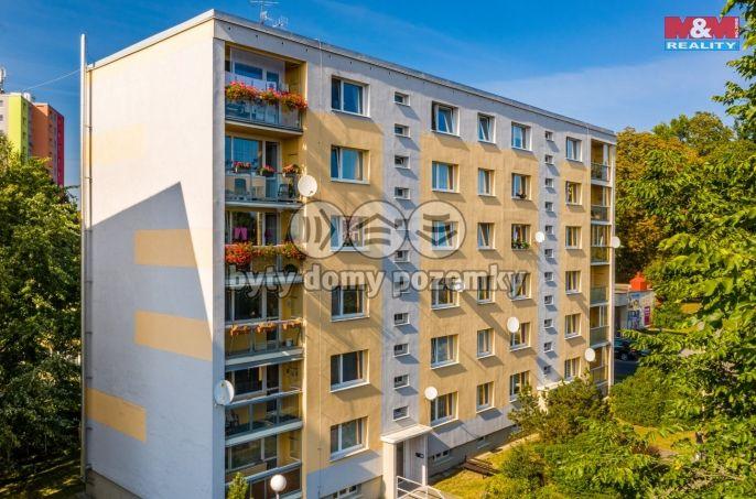 Prodej bytu 2+1, 56 m², OV, Česká Lípa, ul.