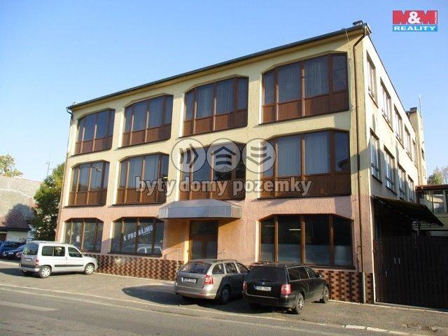 Pronájem, Výrobní objekt, 420 m², Nová Paka