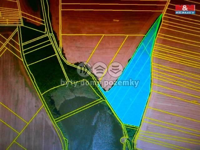 Prodej, Les, 14248 m², Ivanovice na Hané