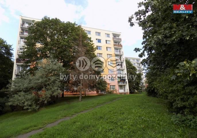 Pronájem, Byt 2+kk, 35 m², Ústí nad Labem, Hornická