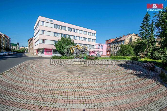 Pronájem, Restaurace, stravování, 105 m², Krnov, Sv. Ducha