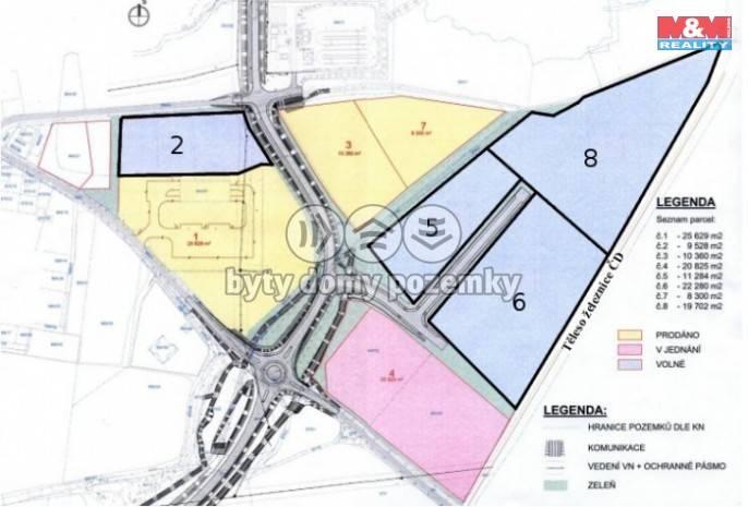 Prodej, Provozní plocha, 53000 m², Poběžovice