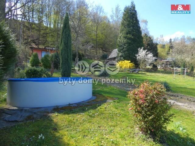 Prodej, Zahrada, 733 m², Děčín