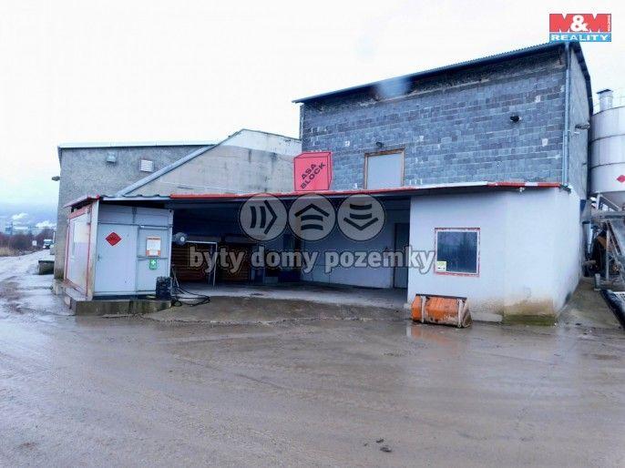 Pronájem, Výrobní objekt, 599 m², Liberec