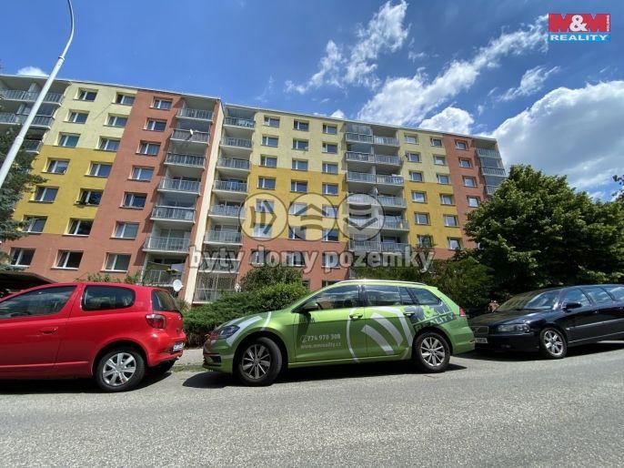 Prodej, Byt 2+kk, 41 m², Praha, Rabyňská