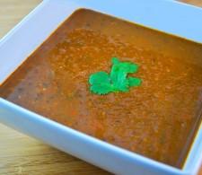Суп из чёрных бобов