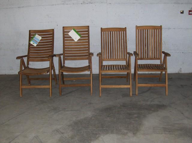 Sedie A Sdraio Palermo : Poltrona sedia sdraio in legno con nuovo o usato catania sicilia
