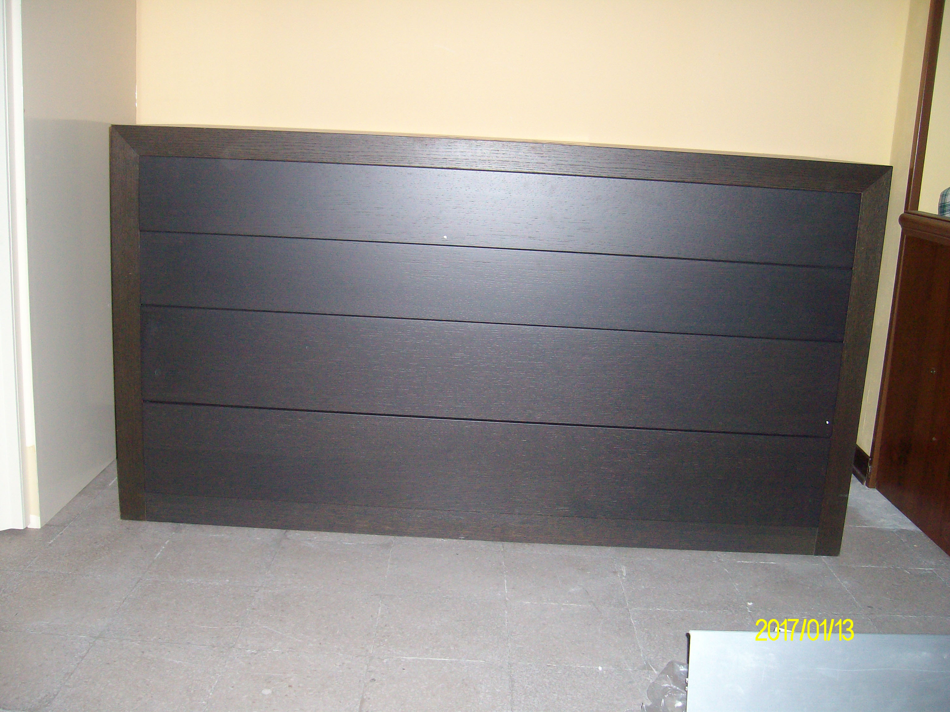 Com in wenge for Arredo casa locri