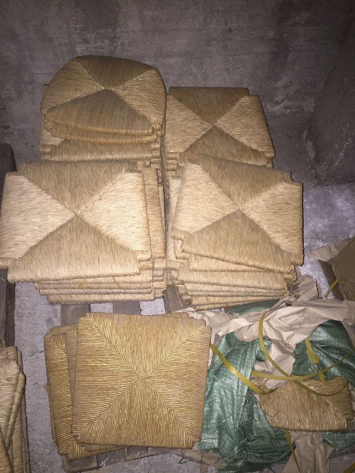 Ricambi Per Sedie In Legno.N 72 Oliere In Vetro Con Tappo In Legno Impagliate N 5 Tende