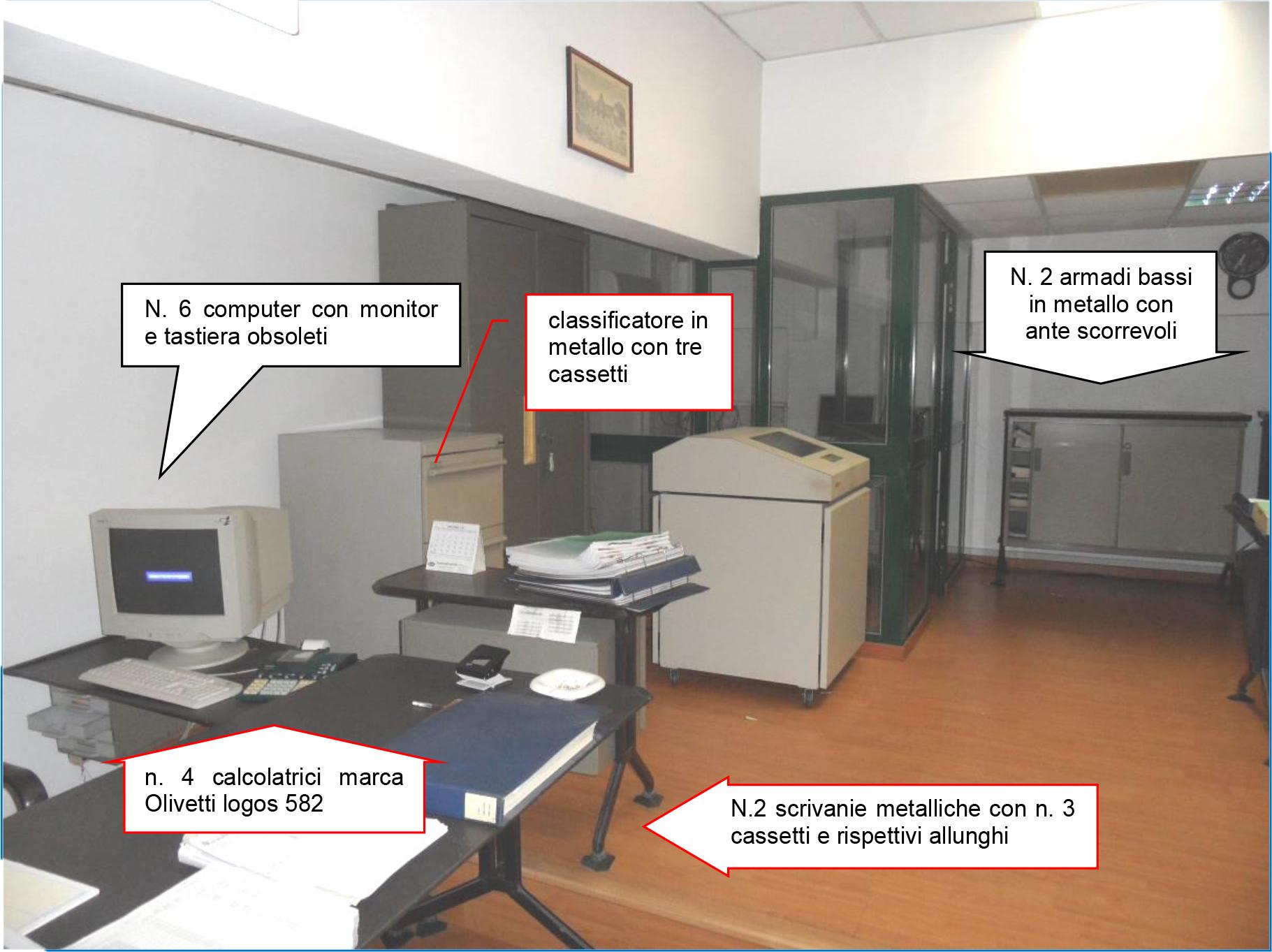 Mobili Per Ufficio Olivetti : Arredi mobili e macchine per ufficio astemobili