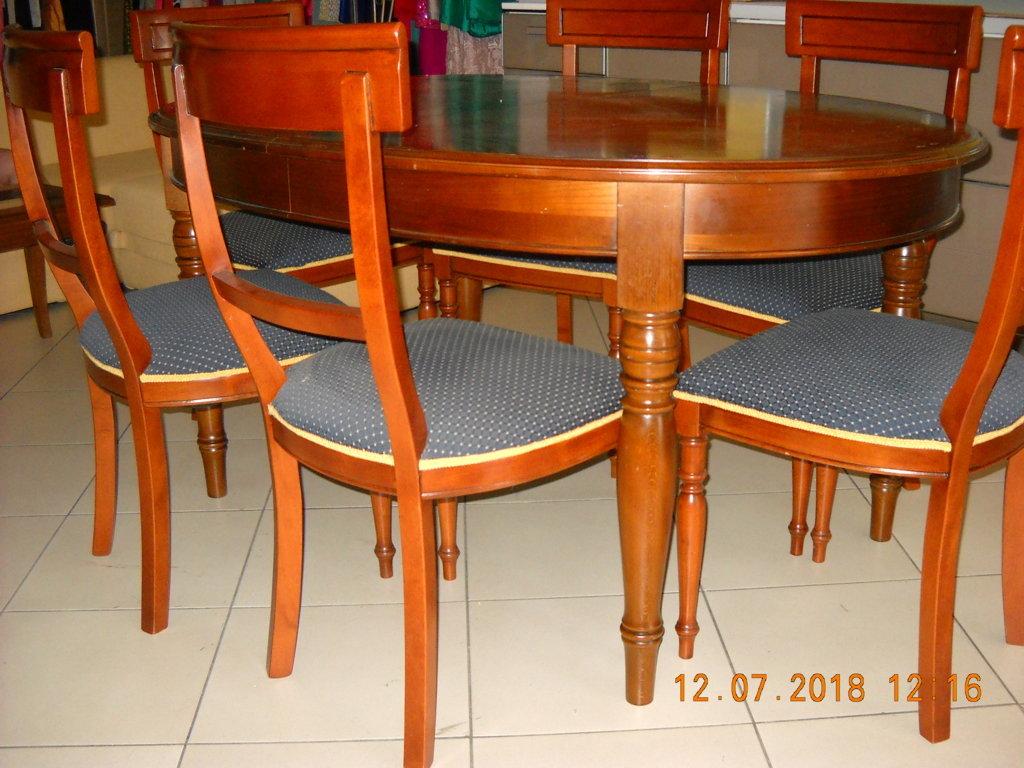 tavolo allungabile piu 39 6 sedie