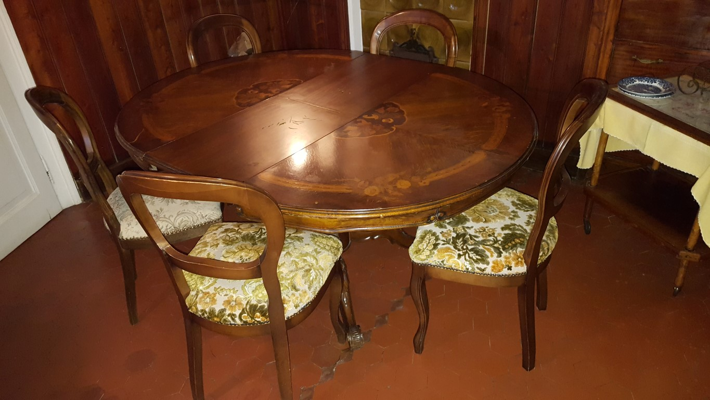 Tavolo con 5 sedie - Tavolo con sedie offerte ...
