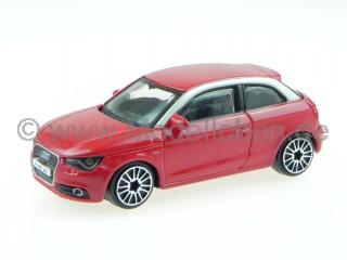 Audi A1 Sportback GB Gletscherweiß 1:43 Modellauto 5011801031 Miniatur Weiß