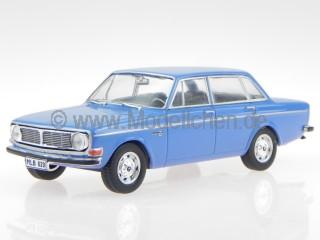 Volvo 142 gelb 1973 1:43 Triple 9  Modellauto
