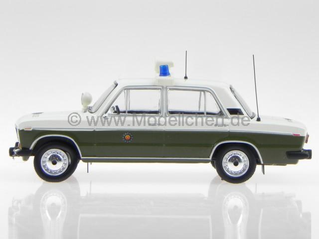 Lada 2106 Lada Nova Volkspolizei VoPo DDR Ostalgie
