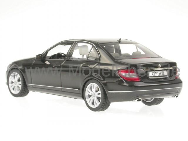mercedes w204 c klasse 2012 sw modellauto schuco 1 43. Black Bedroom Furniture Sets. Home Design Ideas