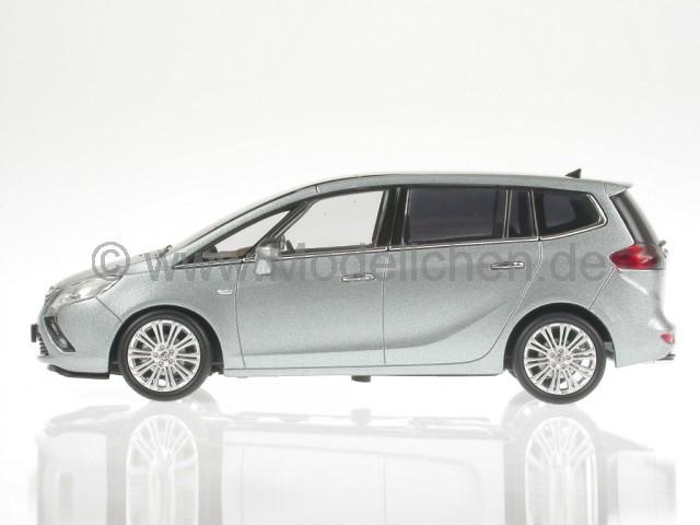 Opel Zafira 2011 mahagony braun Modellauto Motorart 1:43