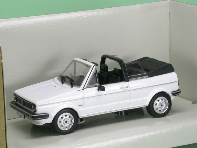 schuco vw golf 1 cabrio weiss modellauto schuco 1 43. Black Bedroom Furniture Sets. Home Design Ideas