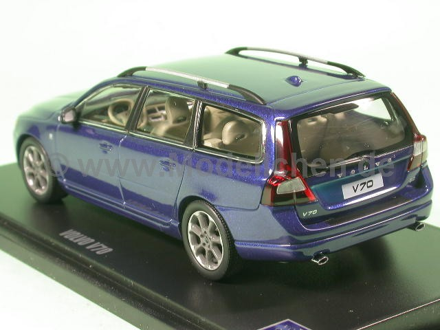 Edhi92 Oceanblue di Volvo 1 auto motore 43rocks modello Pearl tipo di V70 2007 rBoCexd