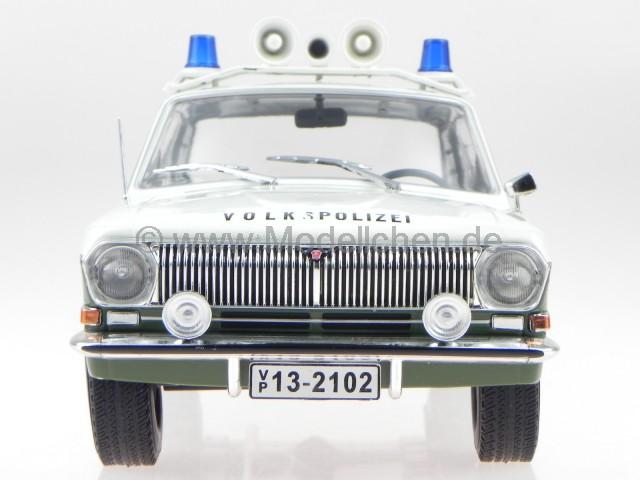 GAZ 14 Tschaika UdSSR schwarz Ostalgie Modellauto in Vitrine