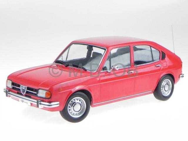 Alfa Romeo Alfasud 1.3 rot Modellauto 1:18 KK Scale