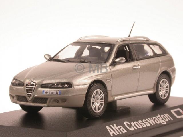 alfa romeo crosswagon t4 gr diecast diecast diecast modello di auto norev 1  43 33247b