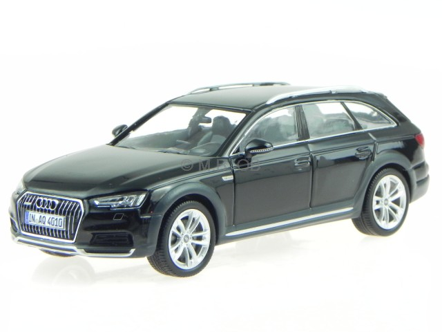 Audi-A4-B9-Avant-Allroad-2016-black-modelcar-Spark-1-43