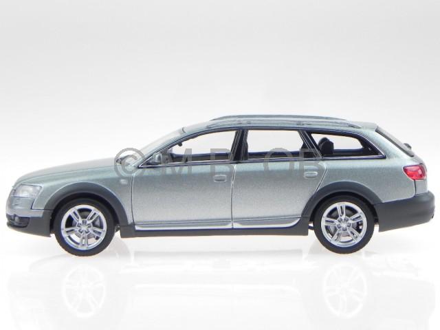 audi a6 c6 allroad quattro quarzgrey diecast model car. Black Bedroom Furniture Sets. Home Design Ideas