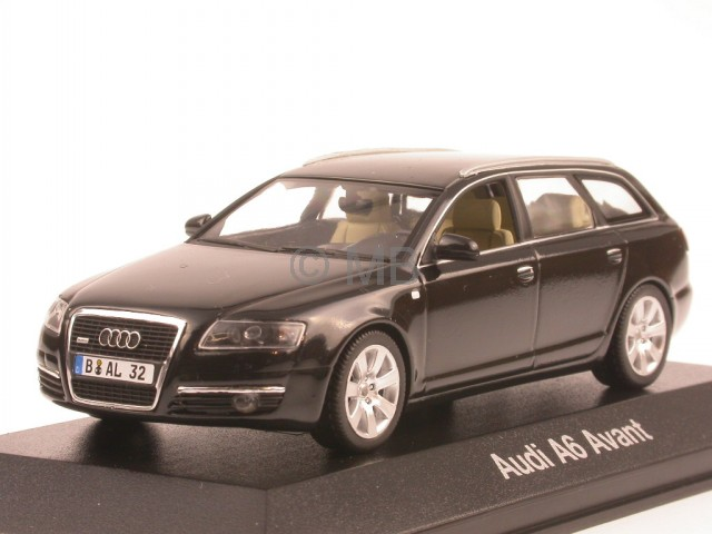 audi a6 c6 rs6 avant monzaplata coche en miniatura. Black Bedroom Furniture Sets. Home Design Ideas