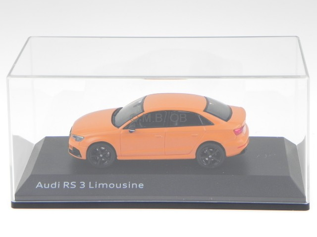 Voiture miniature Diecast Model Car AU7 Lot de 3 Audi TT RS 1//43 iScale