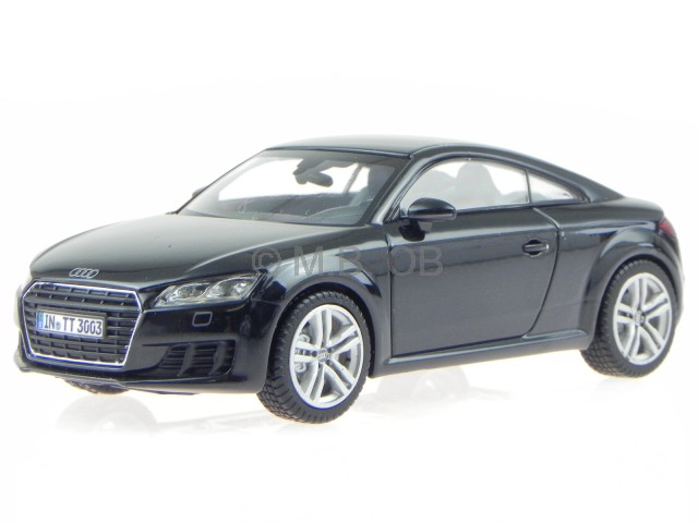 audi tt 8s roadster 2015 vegas gelb modellauto kyosho 1 43. Black Bedroom Furniture Sets. Home Design Ideas