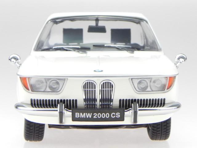 BMW 2000 CS 1966 creme weiss Modellauto CLC257 IXO 1:43
