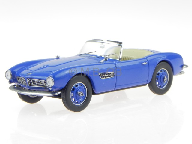 BMW 507 bleu véhicule miniature 2178 Schuco 1 43