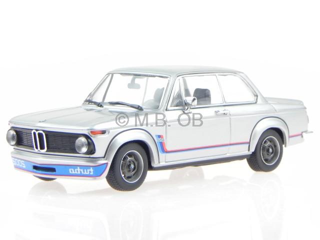 BMW e20 2002 Turbo 1973 silber Modellauto 940022200 Maxichamps 1 43    Sale Online Shop