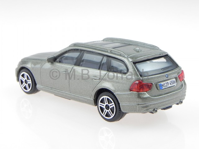 bmw e91 3er touring bronce modellauto 30220 bburago 1 43. Black Bedroom Furniture Sets. Home Design Ideas