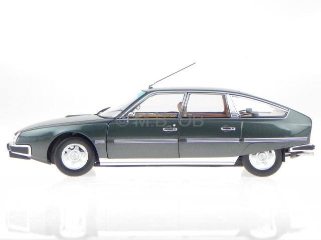 Citroen 1976 CX 2200 Pallas Vulcain Grey 1//18 by Norev 181522