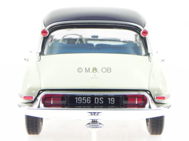 Citroen Ds 19 Salon De Paris 1955 Modelcar 181565 Norev 118