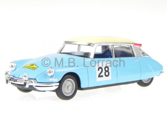 222189 NEU!° Oxford OXF76CDS005 Citroen DS19 blau//lila Maßstab 1:76 Modellauto