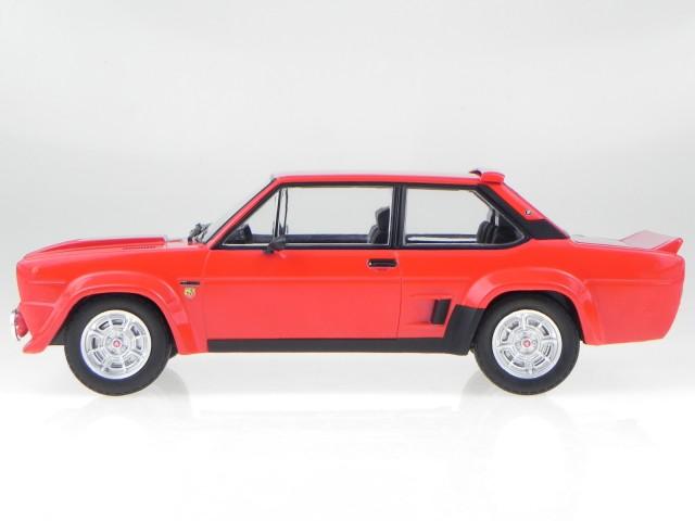 Fiat 131 Abarth Rosso 1980 IXO 1:18 18CMC003
