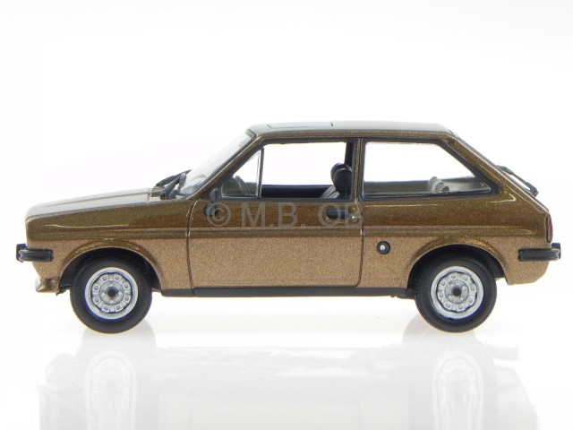 Modellauto 940050421 Maxichamps 1:43 VW Scirocco MK1 1974 braun met