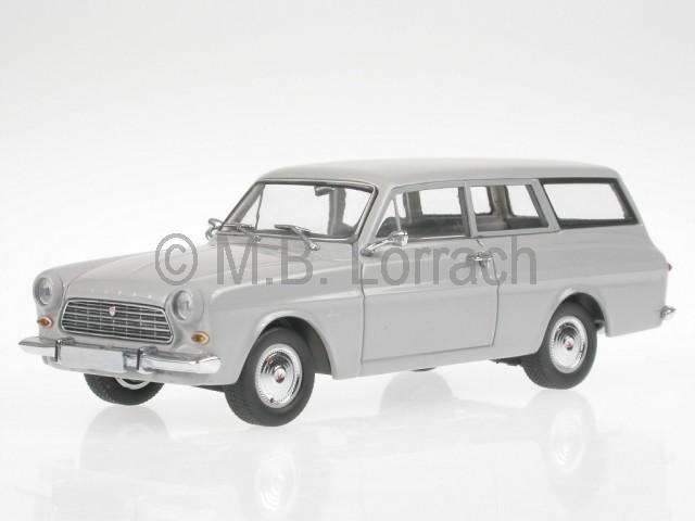 Ford Taunus 12M Kombi 1963 grau Modellauto 400086110 Minichamps 1 43    Mittel Preis