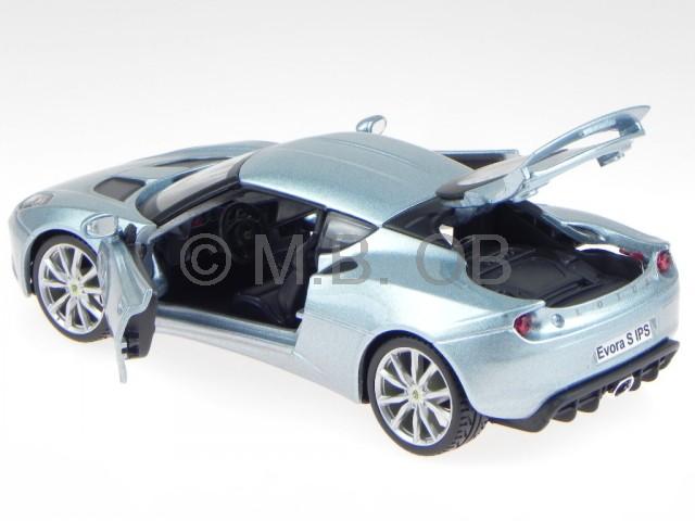 lotus evora s 2011 silberblau metallic modellauto 21064. Black Bedroom Furniture Sets. Home Design Ideas