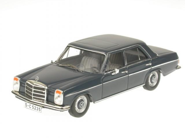 Mercedes W115  8  bleu véhicule miniature IXO 1 43