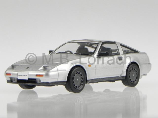 Nissan 300 ZX Fairlady Z HZ31 silber 1986 Modellauto 03361S Kyosho1 43  | München