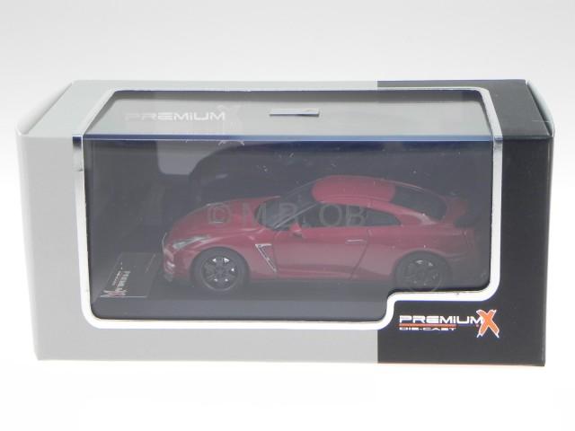 Auto Verkehrsmodelle Premiumx Prd517 Nissan Gt R Black Edition