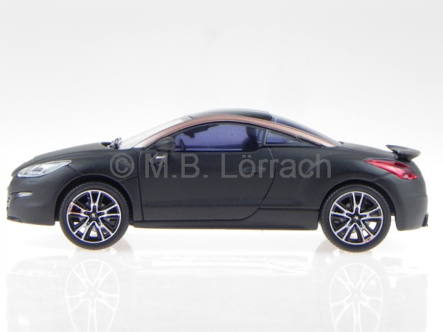Peugeot RCZ Coupe Weiss Facelift 2013 1//43 norev modelo coche con o sin indiv