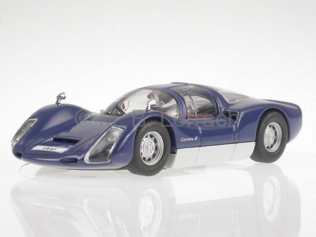 Porsche-906-Carrera-6-1965-blue-diecast-model-car-Solido-1-43
